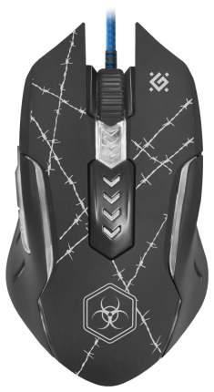 Проводная мышка Defender Forced GM-020L Black (52020)
