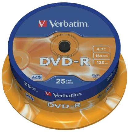 Диск Verbatim 43522