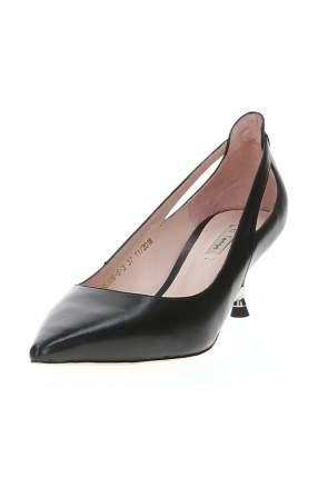 Туфли женские El Tempo CRH109_HS906-6-3 черные 38 RU
