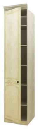 Платяной шкаф Любимый Дом LD_43504 57х66х228, кожа ленто