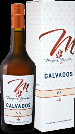 Marquis de Montdidier VS Calvados AOC (gift box)