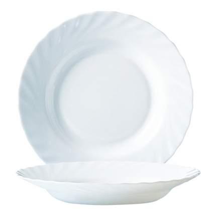 Тарелка столовая глубокая Luminarc Trianon, D=22 см