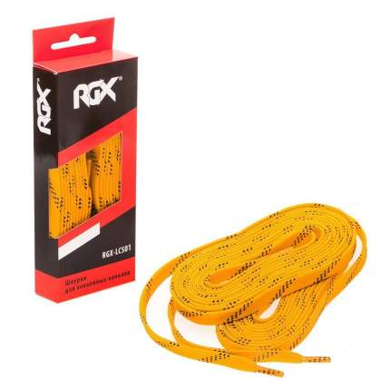 Шнурки RGX-LCS01 Yellow 305 см.