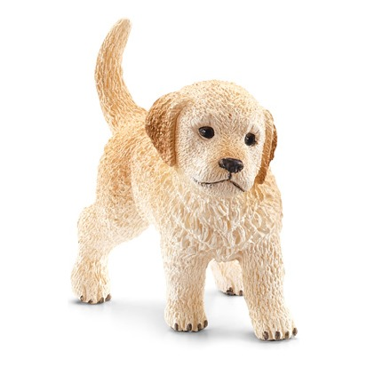 Фигурка животного Schleich Голден Ретривер щенок
