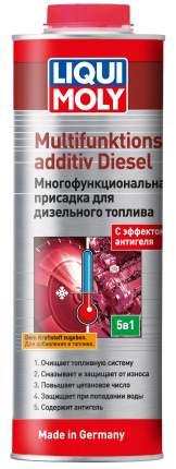 Многофункциональная присадка для диз. топлива LIQUI MOLY Multifunktionsadditiv Diesel 1л