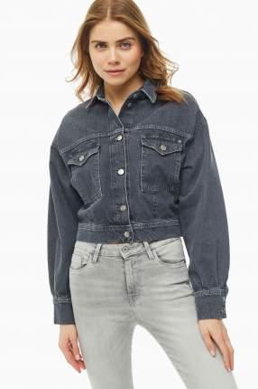 Куртка женская Pepe Jeans PL401771XA6.000 синяя XS