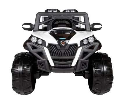 Двухместный электромобиль Barty Buggy  T777MP 4x4, с ЖК монитором и полным приводом, Белый