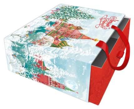 "Коробка подарочная ""Красная площадь"", 18х18х9,5 см"