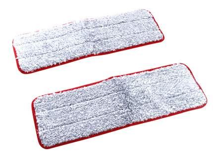 Швабра Сменная насадка для швабры Xiaomi Appropriate Cleansing YС-01 (2шт) Red-Grey