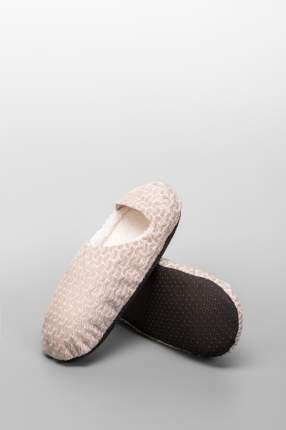 Домашние тапочки мужские Jimmy Fashion 7008-2 серые 37-38 RU