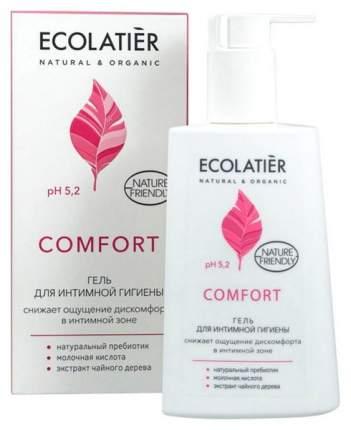 Гель для интимной гигиены ECOLATIER Comfort 250 мл