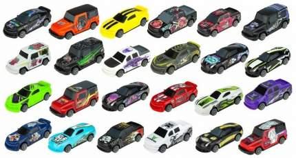 Машинки инерционные 1 TOY Коллекция Crash Fest сборно-разборные серия 1, набор 24 шт.