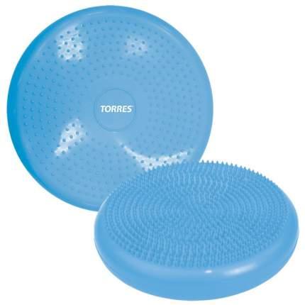 Балансировочная подушка Torres YL0011 голубая