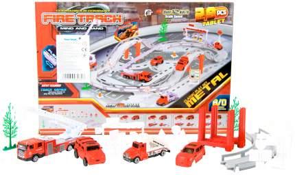 Автотрек Shantou Gepai Пожарная станция электронный многоуровневый CM557-12