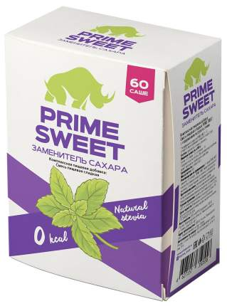 Заменитель сахара Prime Kraft prime sweet с содержанием экстракта стевии