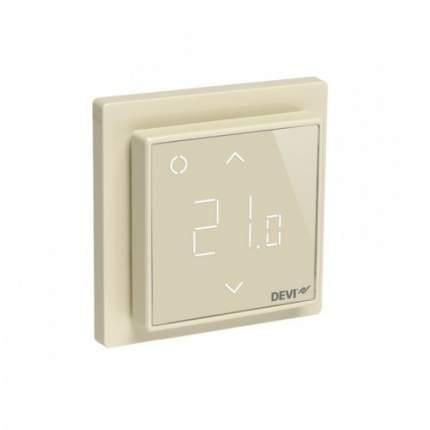 Терморегулятор для теплых полов Devi Devireg Smart Wi-Fi ivory
