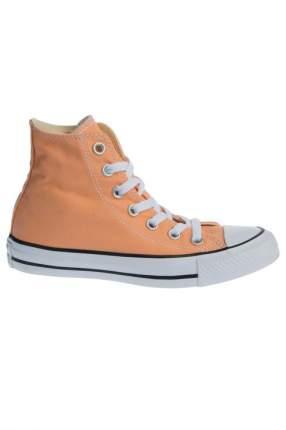 Кеды женские Converse 155567 оранжевые 37 RU