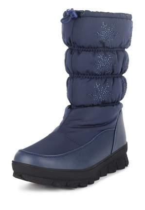 Угги женские T.Taccardi 01607140 синие 38 RU