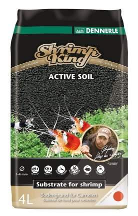 Dennerle Питательный грунт Dennerle Shrimp King Active Soil 4л