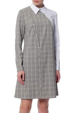 Платье женское Adzhedo 41712 серое 3XL