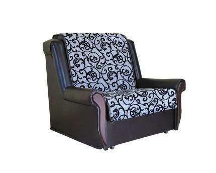 Кресло кровать Аккорд М шенилл серый