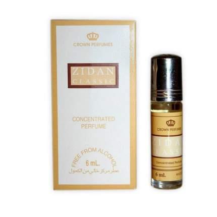 Масло парфюмерное Al Rehab Zidan, 6 мл