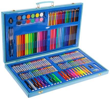 Набор для рисования в голубой коробке Sima-Land