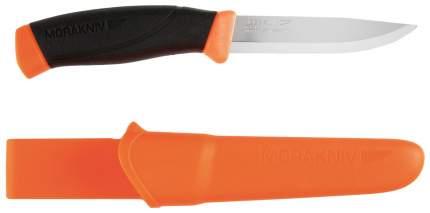 Туристический нож Morakniv Companion оранжевый/черный