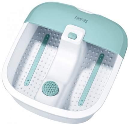 Массажная ванночка для ног Sanitas SFB 07 white/light green