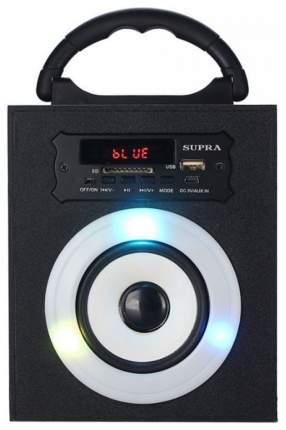 Магнитола Supra BTS-550 Black/Silver