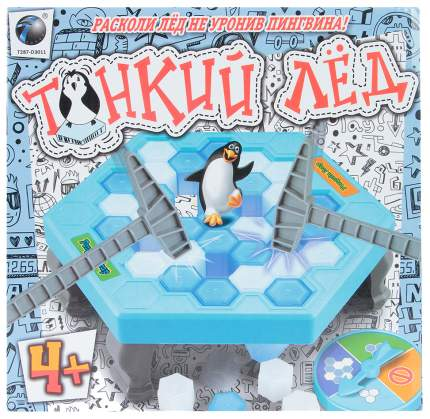 Игра Tongde Тонкий лед