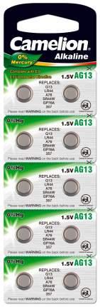 Батарейка Camelion AG13-BP10 12821 10 шт
