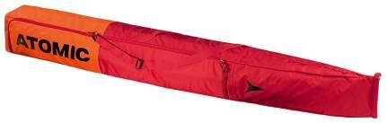 Чехол для беговых лыж Atomic Double Ski Bag, red/bright red, 210 см