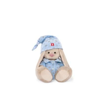 Мягкая игрушка BUDI BASA Зайка Ми в голубой пижаме 23 см