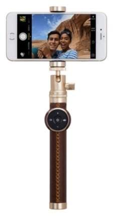 Монопод MoMax Selfie Pro Selfie Pod 90cm с bluetooth-кнопкой, золотой