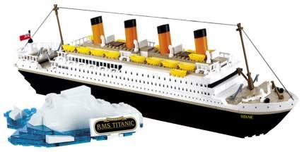 Конструктор пластиковый COBI Корабль Титаник (R,M,S, Titanic)