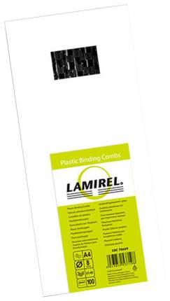 Пружина для переплета Lamirel CRC78669 Черный