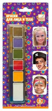 Краски для лица и тела Fancy Creative