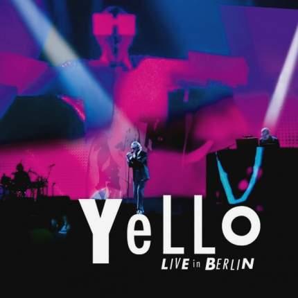 """Аудио диск Yello """"Live In Berlin"""""""
