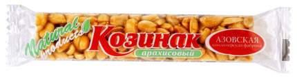 Козинак арахисовый Азовская кондитерская фабрика 60 г