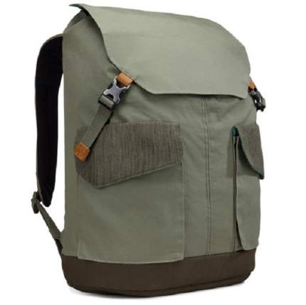 Рюкзак для ноутбука Case logic LoDo Large Backpack зеленый