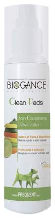 Лосьон для домашних животных Biogance Clean Pad с аллантоином и экстрактом алое-вера 100мл