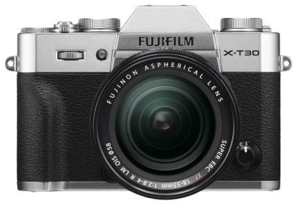 Фотоаппарат цифровой компактный FUJIFILM X-T30 Kit 18-55mm цвет серебристый