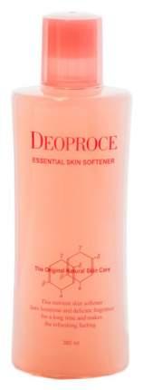 Тоник для лица Deoproce Essential Skin Softener 380 мл