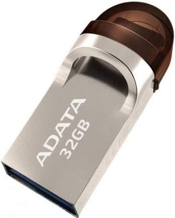 USB-флешка 32GB A-DATA DashDrive UC370 OTG USB 3.1/Type-C Gold