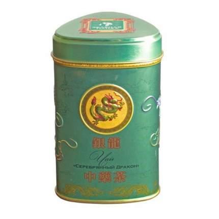 Чай зеленый Зеленая Панда крупнолистовой с ароматом жасмина  серебряный дракон 45 г