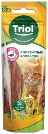 Лакомство для кошек Triol со вкусом утки 40 г