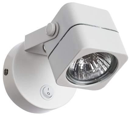 Спот Arte Lamp A1314AP-1WH gu10