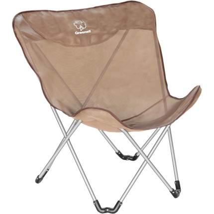 Кресло Greenell Баттерфляй FC-14 коричневое