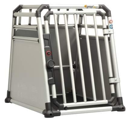 Автобокс для безопасной перевозки собак 4pets Milan M до 30кг